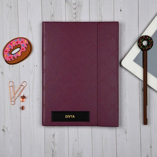 Tisora Designs Diary Personalized Anniversary Gifts
