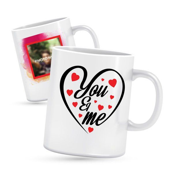 Privy Express You & Me Personalised Mug Personalized Anniversary Gifts