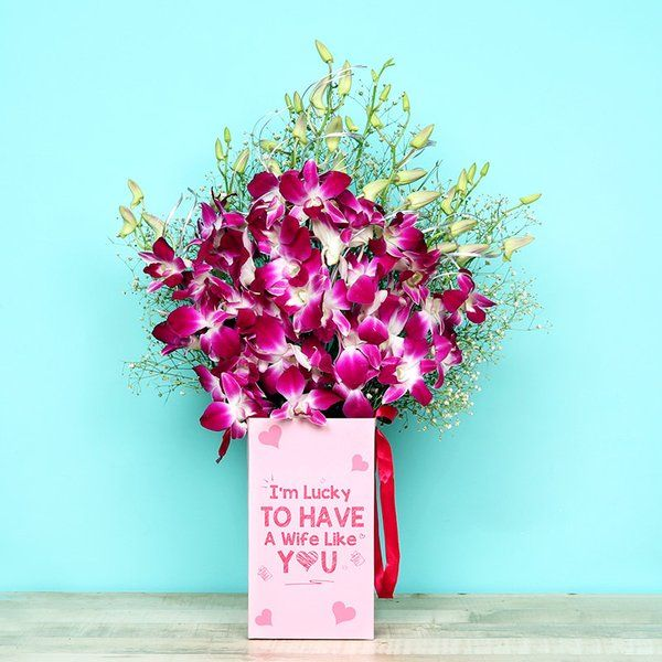 FlowerAura Yours Forever Love Corporate Gift Ideas