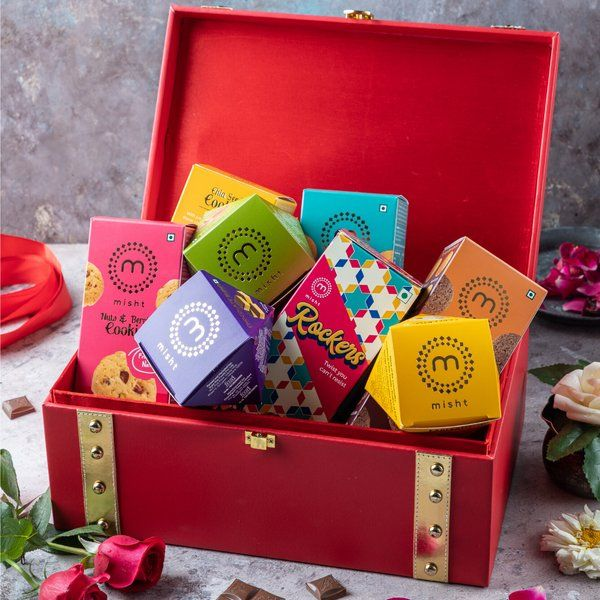 Misht Sweets Misht Mixed Gift Hampers Surprising Gifts
