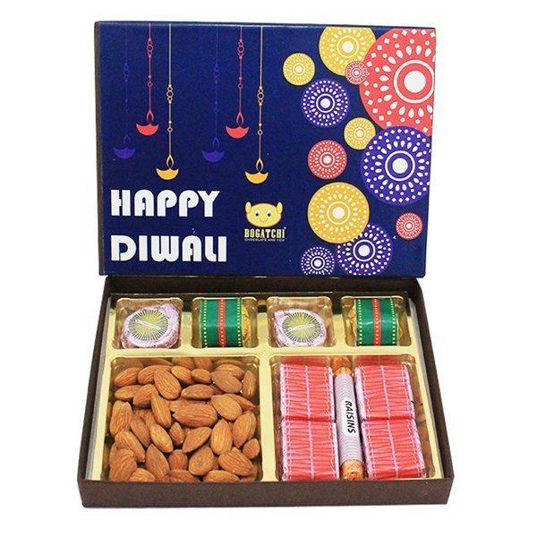 Buy Bogatchi'S Diwali Complete Gift Pack  from HalfCute online