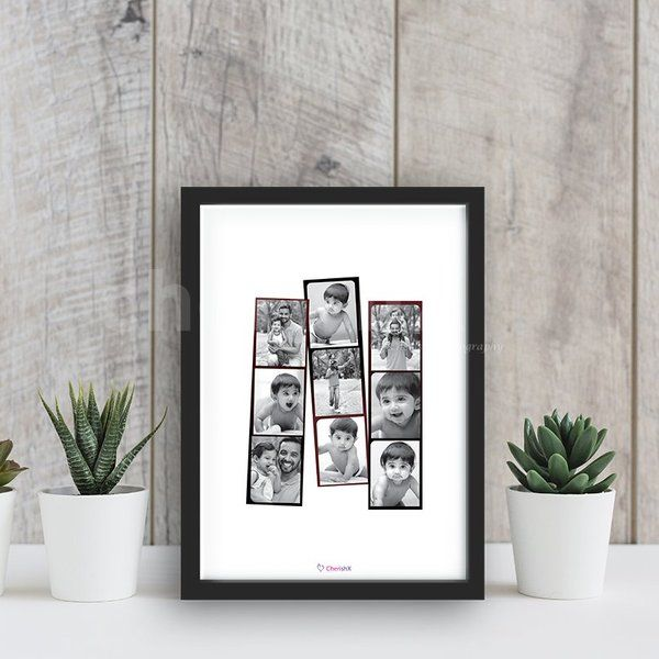 CherishX Film Strips Photo Frame Personalised Photo Frames Online
