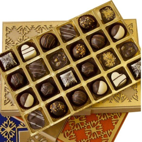 Jus'Trufs Chocolatiers Luxury Pralines Truffles Designer Treat Wedding Gifts For Family