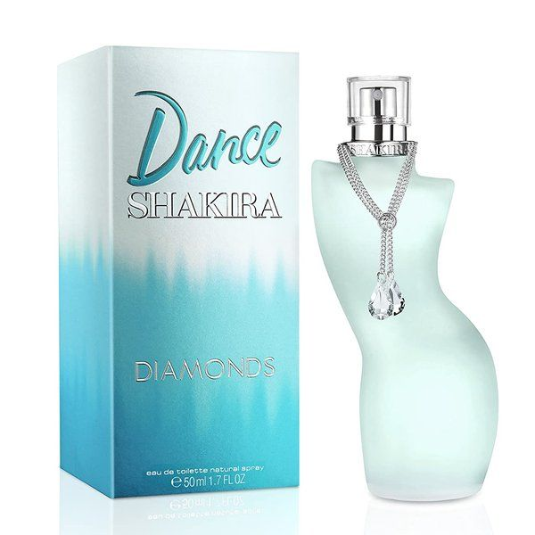 Shakira Dance Perfume Eau de Toilette For Women 50ML Perfume Gift Sets