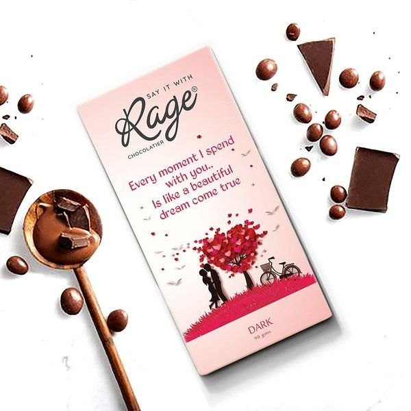 Rage Chocolatier Every Moment I Spend With You Birthday Gifts For Boyfriend