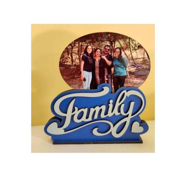 Zoci Voci Family Photo Frame For Personalized Gift Personalised Photo Frames Online