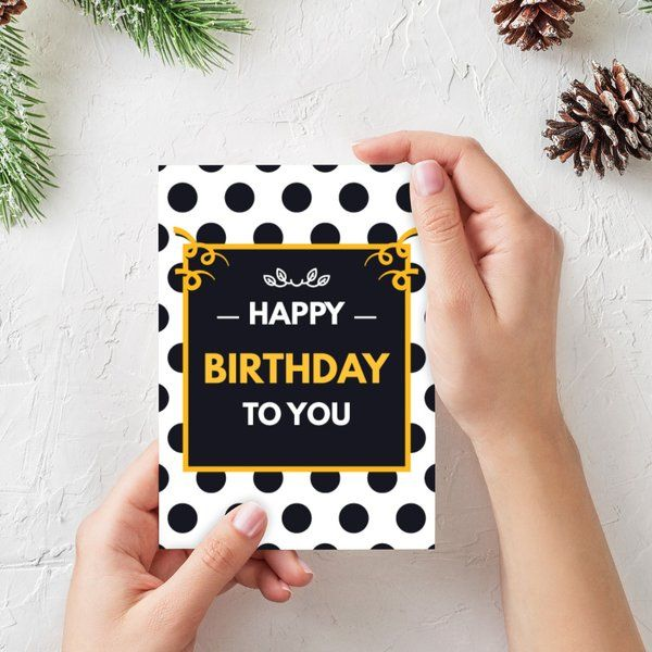 Privy Express Happy Birthday To You Greeting Cards For Boyfriend