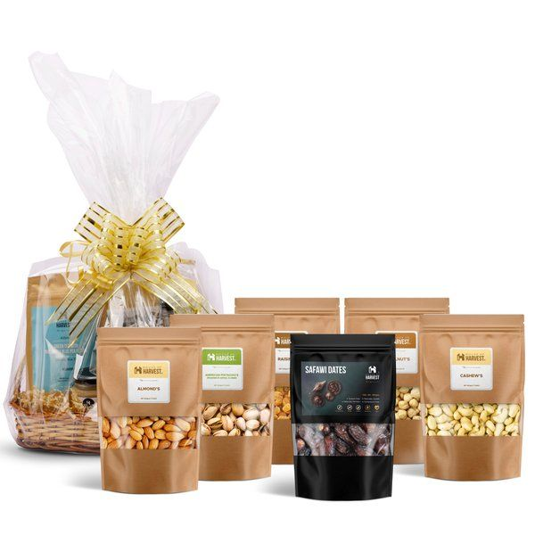 House of Harvest Healthy & Organic Dry Fruits Treats Gourmet Foods