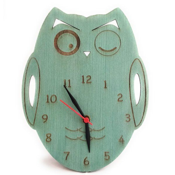 Ivei IVEI Owl Clock Anniversary Gifts For Wife