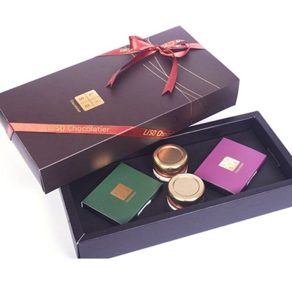 Liso Chocolatier Liso Cheer Tray Romantic Gifts For Men