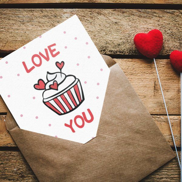 Privy Express Love You Greeting Cards For Boyfriend