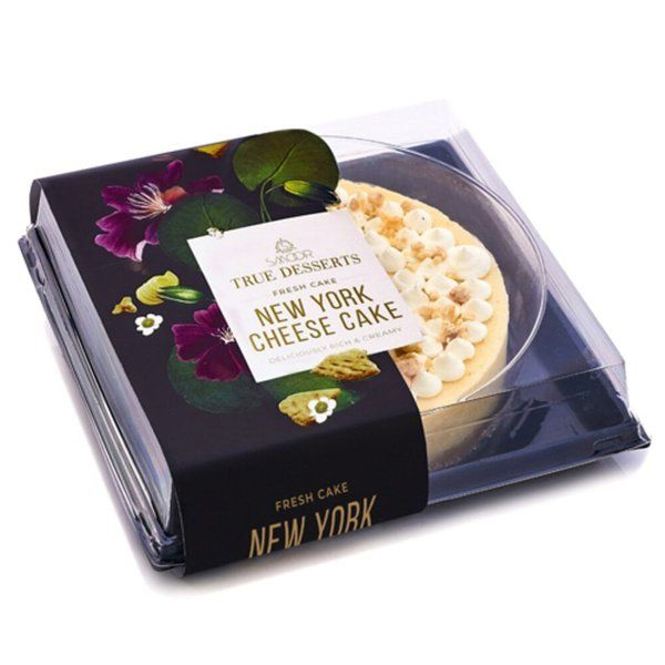 Smoor New York Cheese Cake New Year Cakes