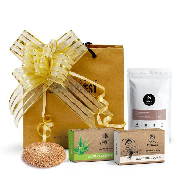 House of Harvest Organic Body Care Premium Combo Thoughtful Gifts For Boyfriend