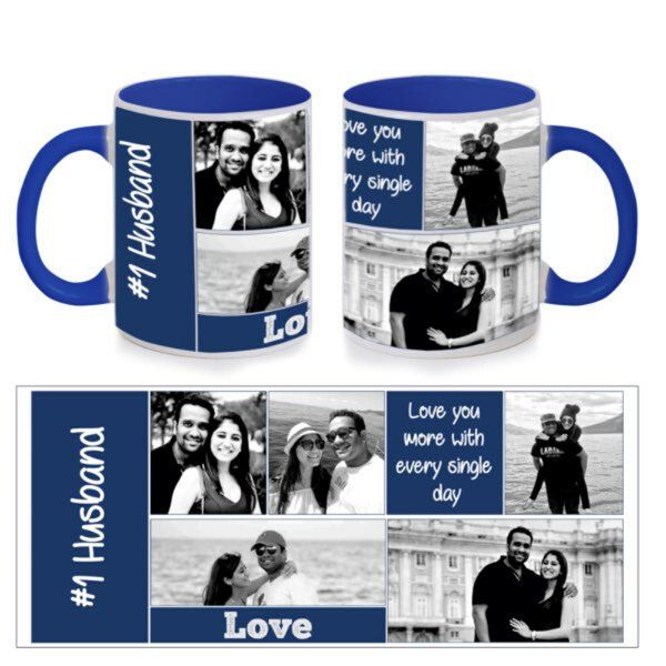 Zoci Voci Personalized Coffee Mug for Husband Coffee Mugs For Husband