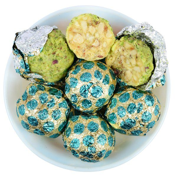 Nathus Pista Ball Diwali Special Sweets