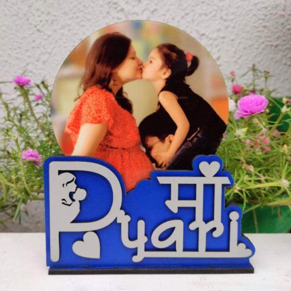Zoci Voci Pyari Maa Photo Frame Personalised Photo Frames Online