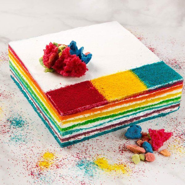 Smoor Rainbow Cake Wedding Gifts For Family