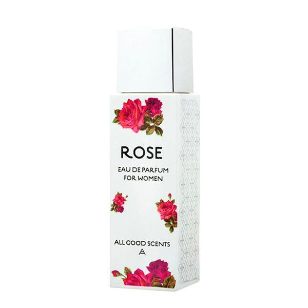 All Good Scents Rose Eau De Parfum 50 Ml Birthday Gift Ideas For Female Best Friend