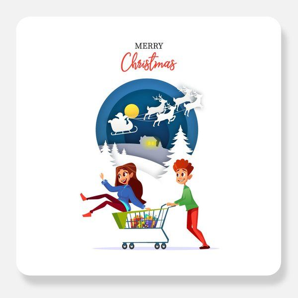 Privy Express Special One Christmas Greeting Card Christmas Greeting Cards