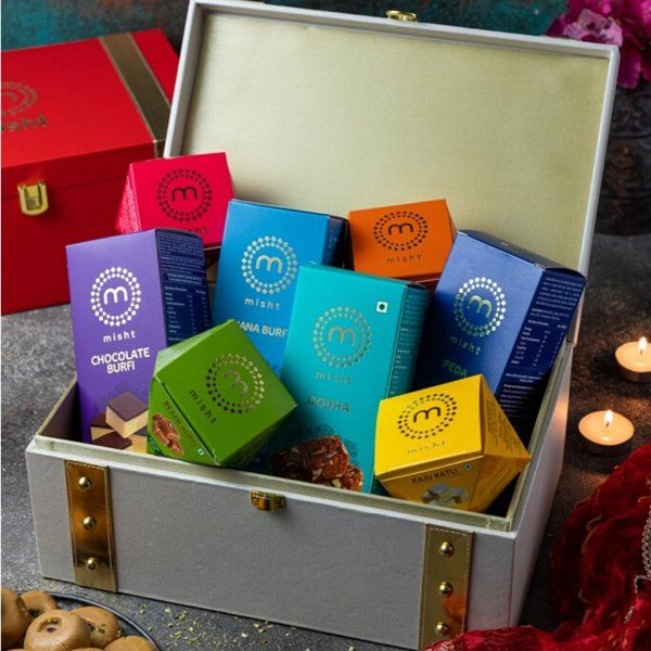 Misht Sweets Special Sweets Gift Hamper Gifts For Pregnant Wife