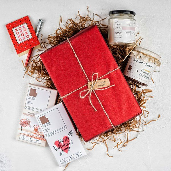 Toska Chocolates The Love Box Valentines Day Gifts For Her