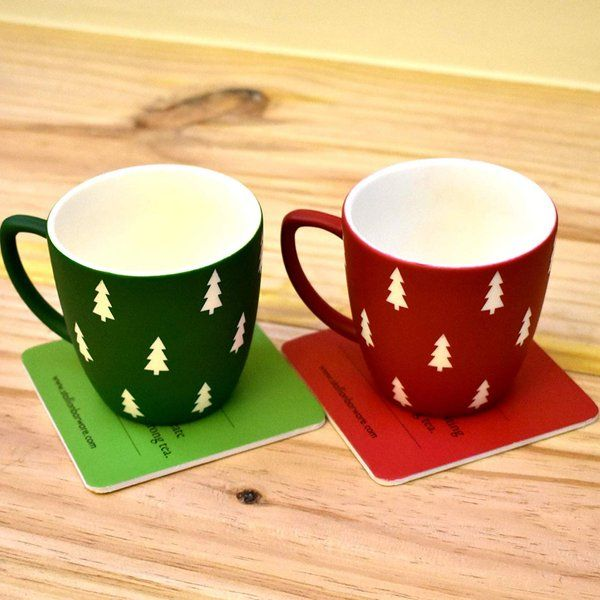 Unbreakable Christmas Cups a Secret Santa Gifts For Men