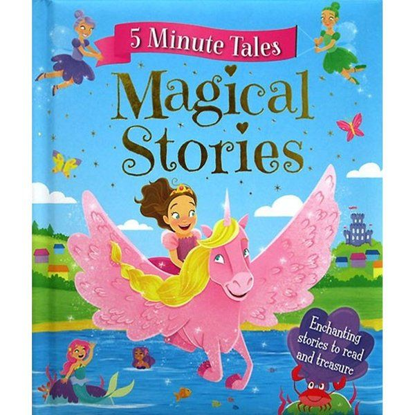 BookyWooky 5 Minute Tales Magical Stories Story Books