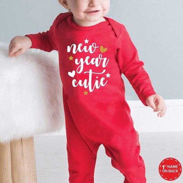 Knitroot Baby Jumpsuit for New Year New Year Dress