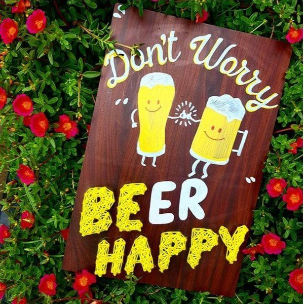 PiecesForBeautifulPlaces Beer Happy Gifts For Beer Lover
