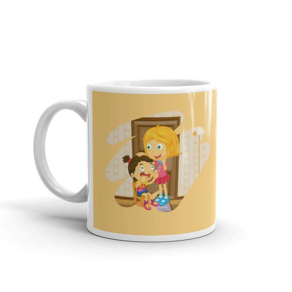 Privy Express BFF Soul Sister Funny Coffee Mug Funny Gifts