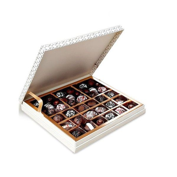 British Box Truffles  Kiss Day Gift Ideas