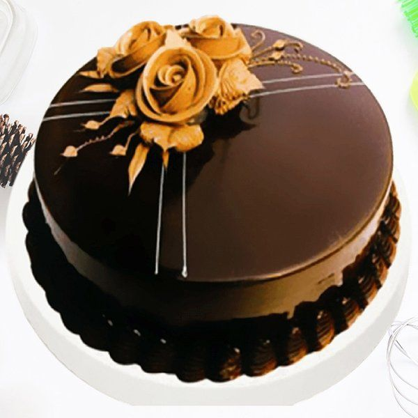 CakeZone Choco Truffle Cake Long Distance Relationship Gifts