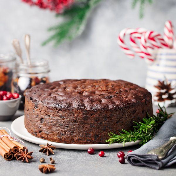 CakeZone Chocolate Plum Freshly Baked Dry Cake New Year Cakes