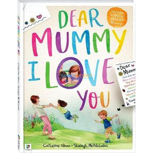 BookyWooky Dear Mummy I Love You Story Books