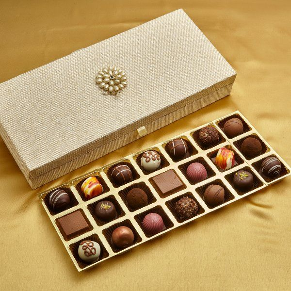 1st Birthday Gifts for Husband After Marriage Delightful Belgian Chocolate Pralines