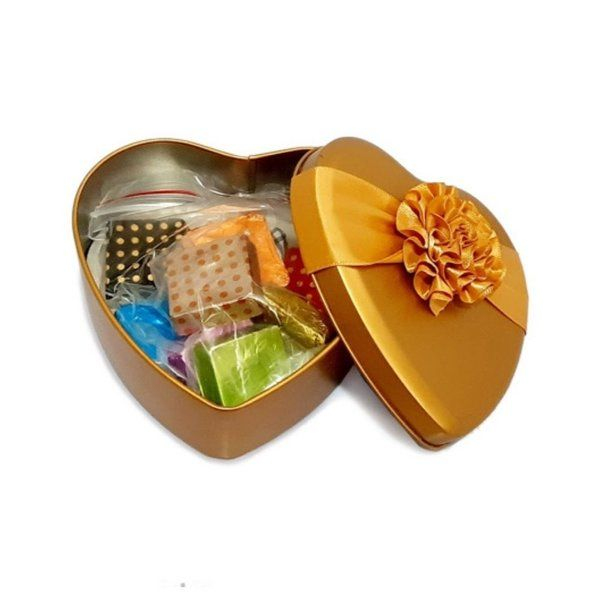 Chocolate Ideas Gold Heart Throb Chocolate Romantic Gifts For Husband