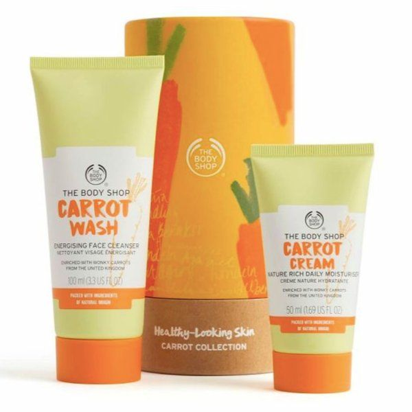 Healthy Looking Skin Carrot Collection for Romantic Gift Ideas for Girlfriend on Birthday