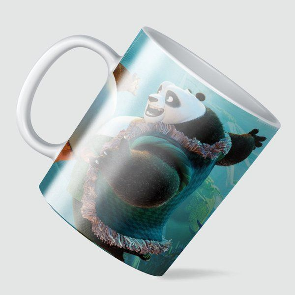 Privy Express Joy full Panda mug  Gifts For Toddlers