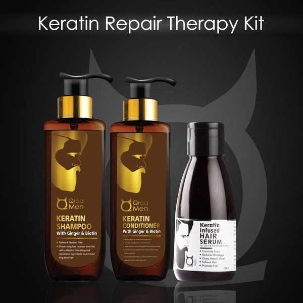 Keratin Kit for Him Husband First Birthday After Marriage