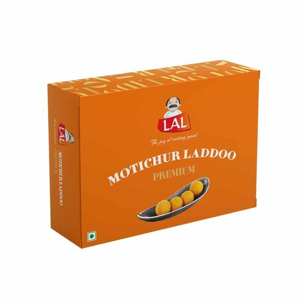 Lal Sweets Motichur Laddoo Surprising Gifts