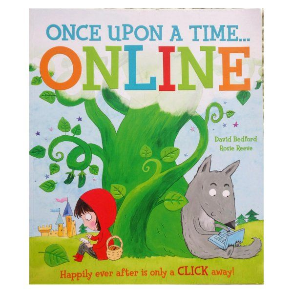 BookyWooky Once Upon a time Online Story Books