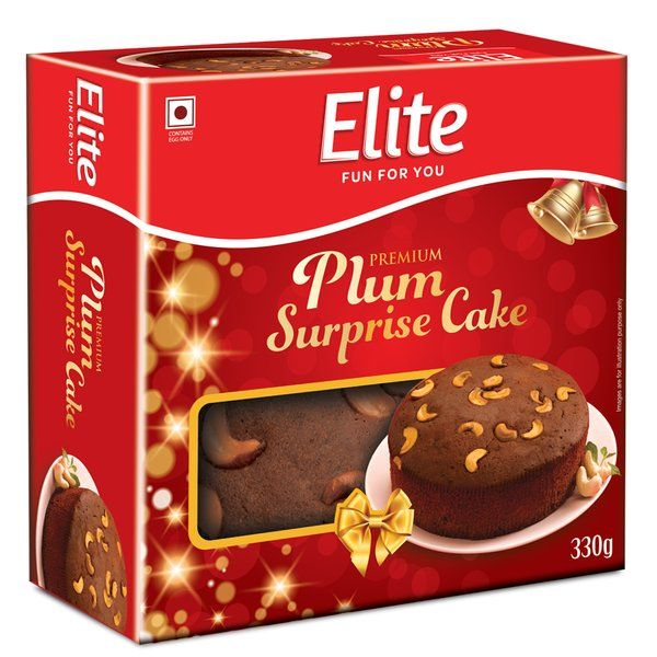 Elite Plum Surprise Cake Womens Day Gifts For Employees