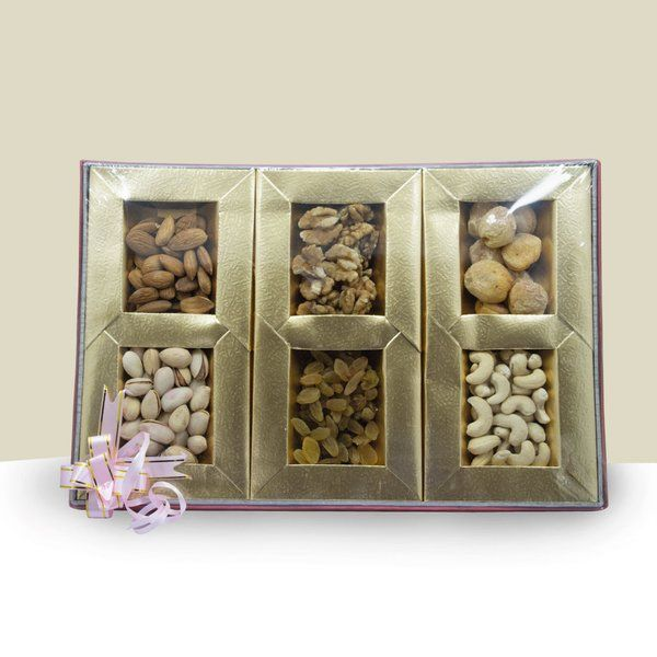 Apricot Premium Dry Fruits Gift Box Womens Day Gifts For Employees