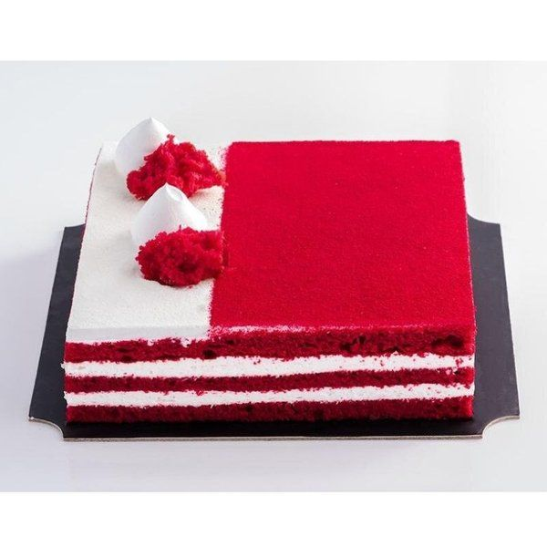 Smoor Red Velvet Naked Cake Unique Gifts