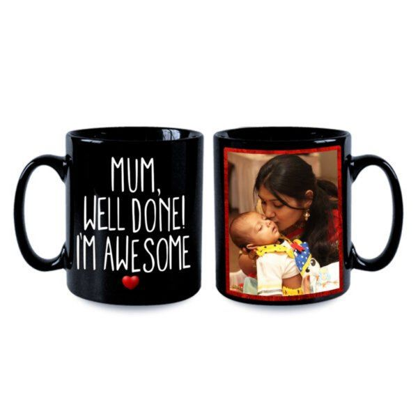 Zoci Voci Shabash Mummy Coffee Mug Useful Gift For Mom