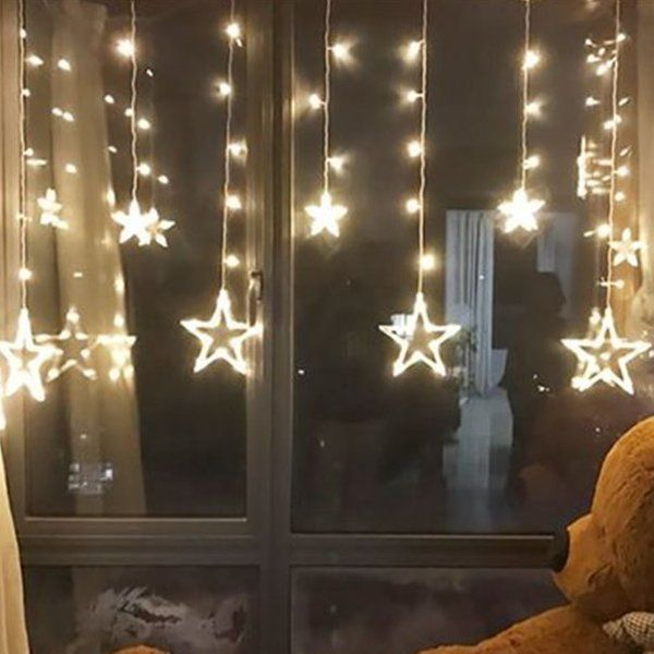 Untumble Star Light Set New Year Decoration Items