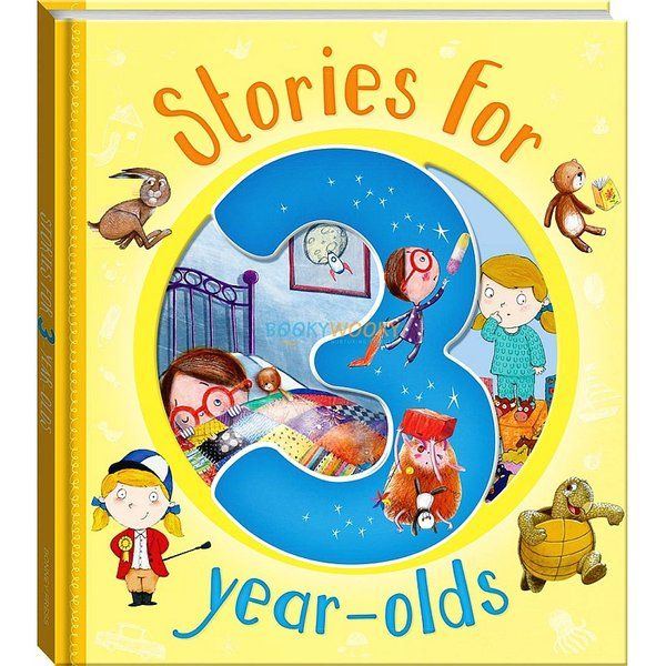 BookyWooky Stories for 3 Year Olds  Story Books