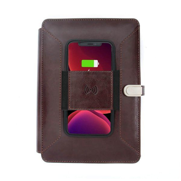 Pennline Superbook - Notebook Organizer with 8000mAh Powerbank Long Distance Relationship Gifts