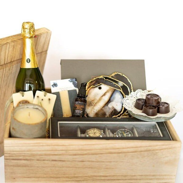 Dottedi The Luxury Gentleman's Crate Expensive Gifts For Husband
