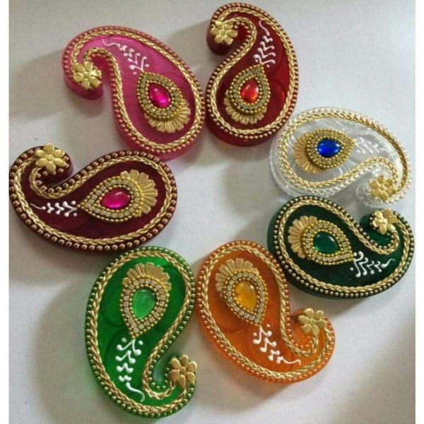 Hoods & Bonds Transparent Kankavati Box  Rakhi Gifts For Married Sisters